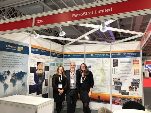 PetroStart Booth at PETEX 2018 Conference 2