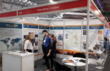 PetroStart Booth at PETEX 2018 Conference