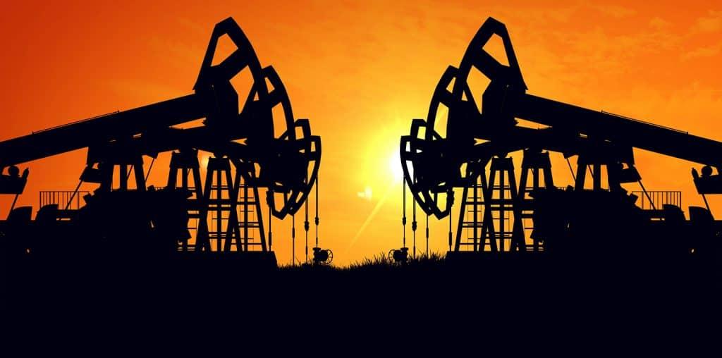 PetroStrat Oil Nodding Donkey Field
