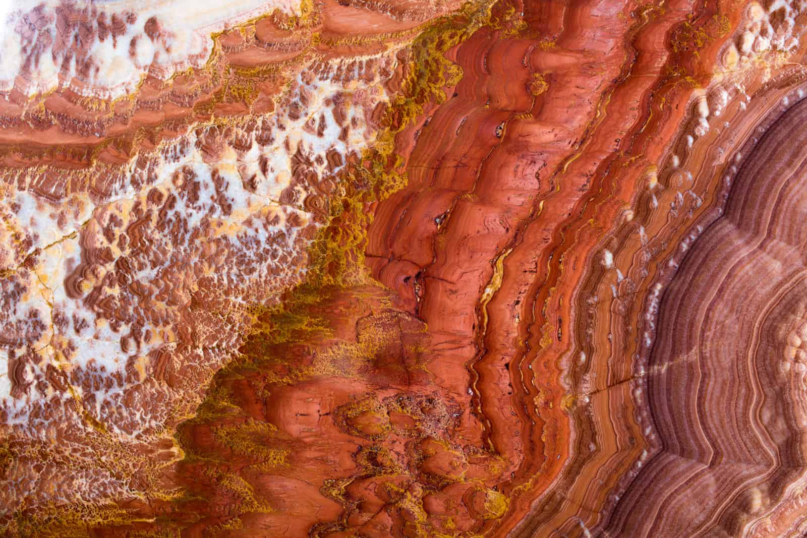 Petrostrat Red Rock Pattern