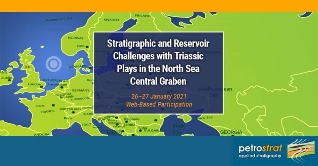 AAPG Stratigraphic and reservoir challenges with Triassic plays in the North Sea Central Graben PetroStrat Future Geoscience Featured Image