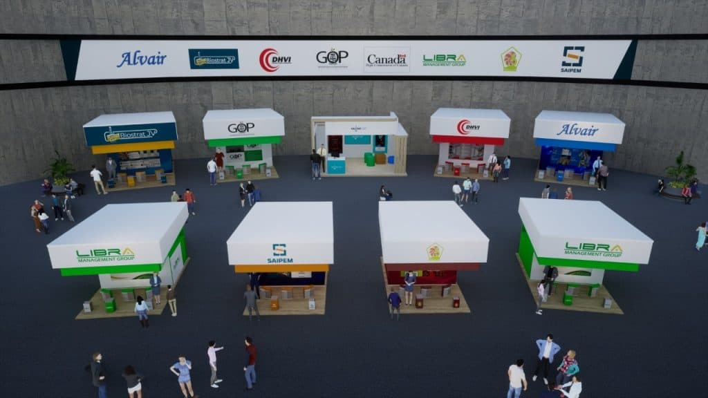Biostrat JV to present at CARIVS 2020 virtual summit computer rendering