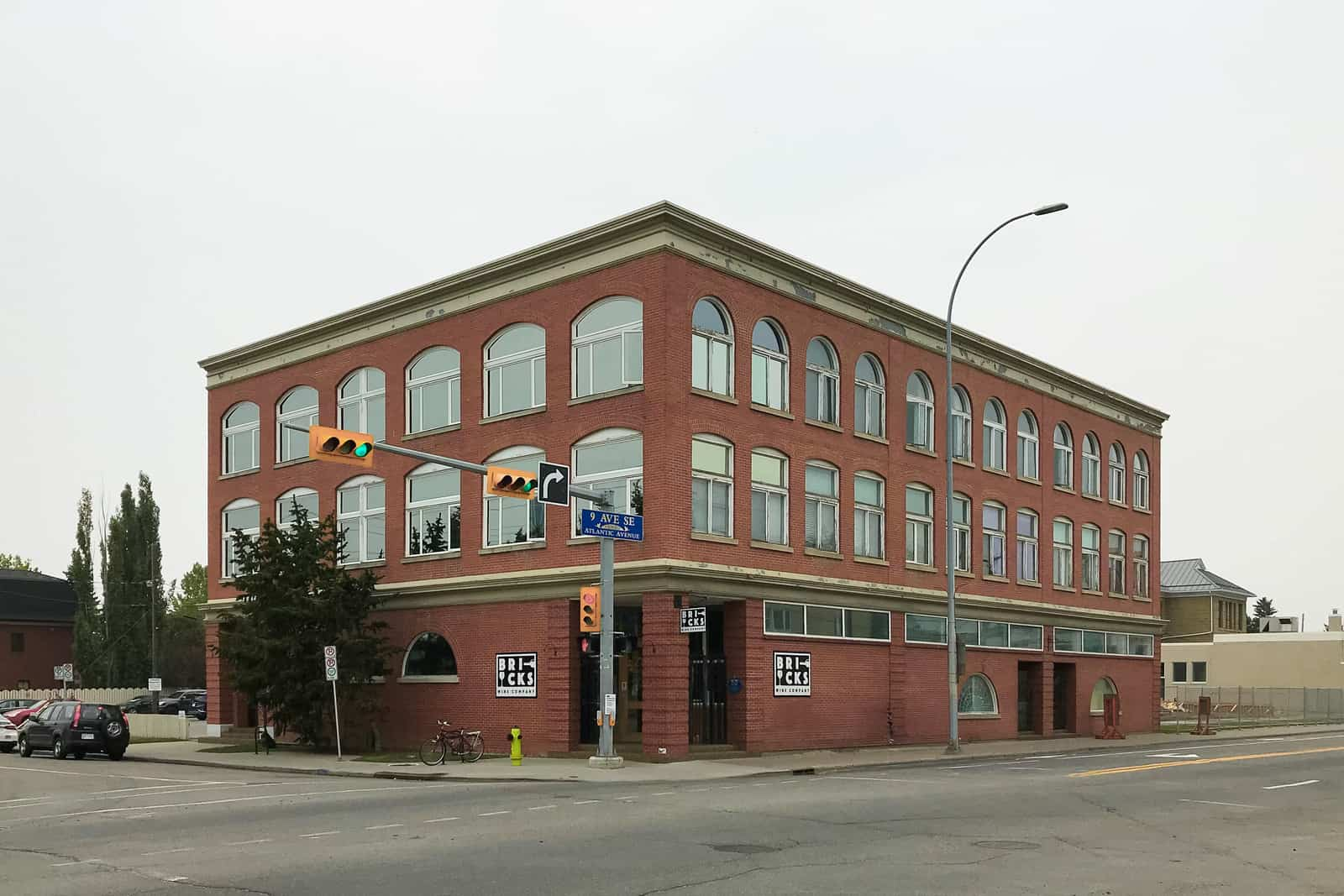 Petrostrat Canada Ltd Our Calgary Base Photo of Office