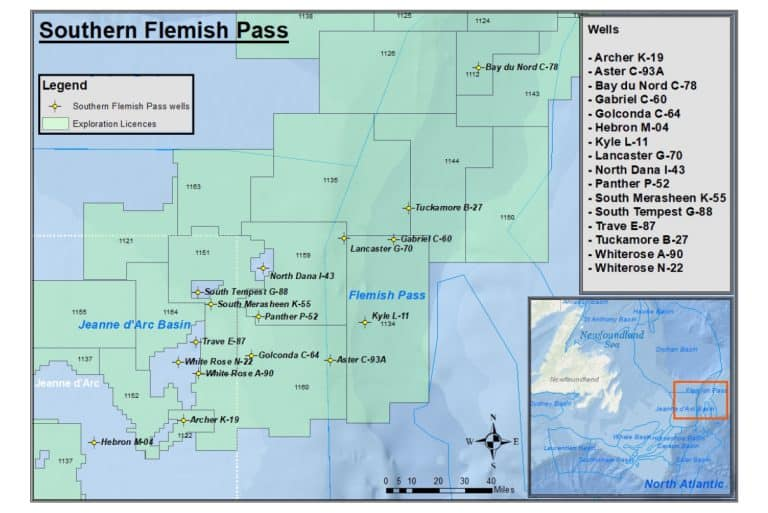 Southern Flemish Pass Basin Study Integrated Stratigraphic framework for Offshore Newfoundland Petrostrat Featured Image