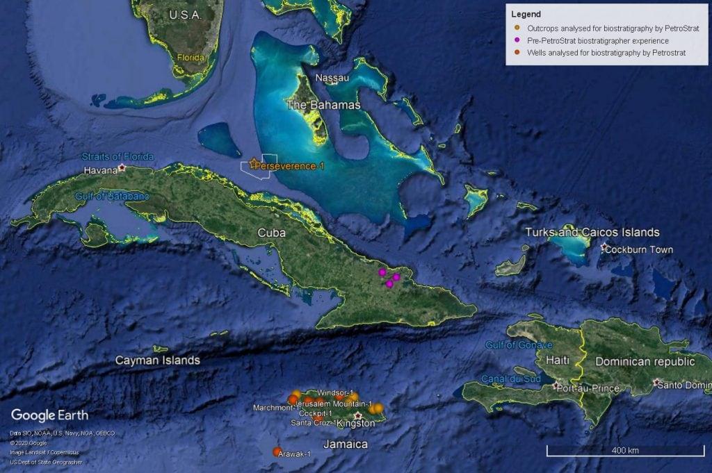 PetroStrat awarded Bahamas post technical wellsite services Perseverance 1