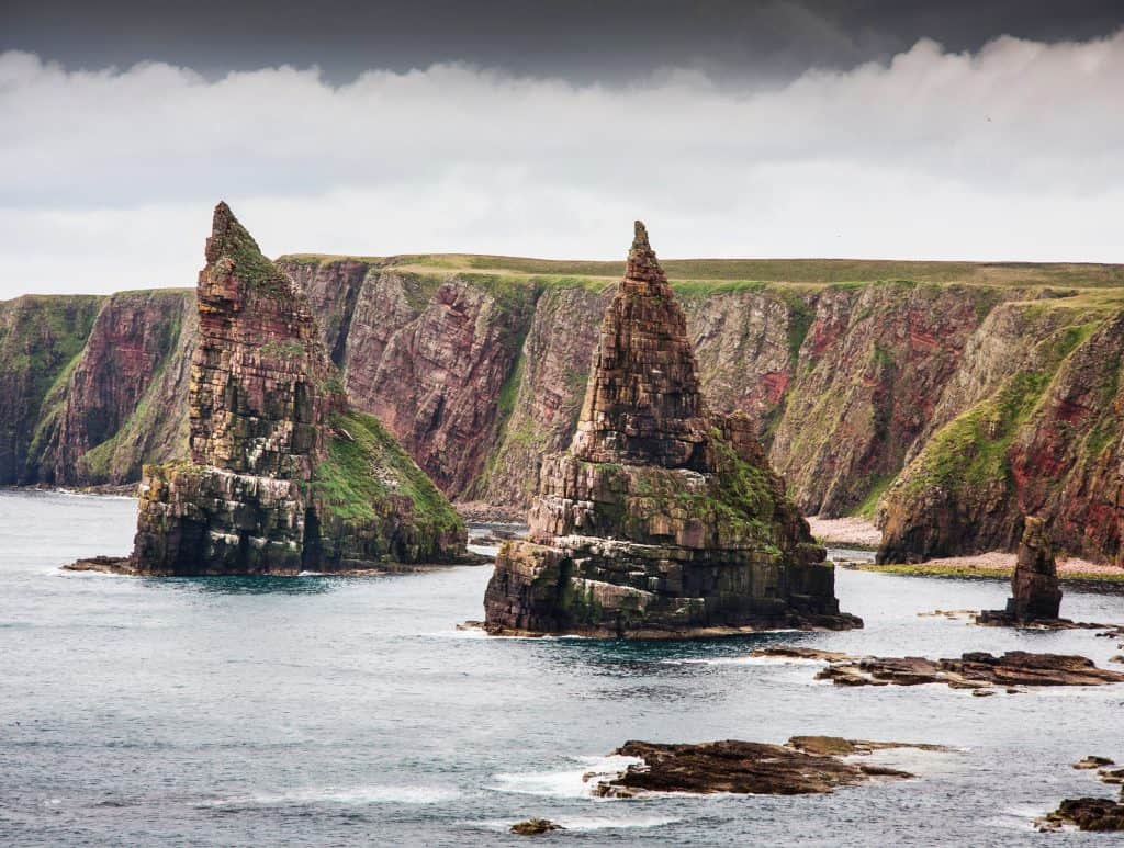 PetroStrat Coastal Stacks