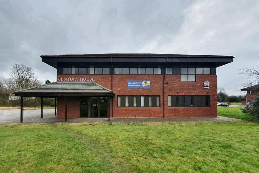 PetroStrat Cheshire Office Middlewich