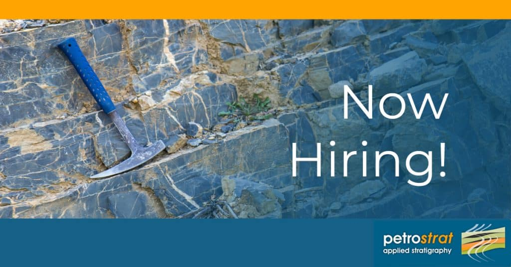 PetroStrat Now Hiring Career Opportunities For Geology and Biostratigraphy