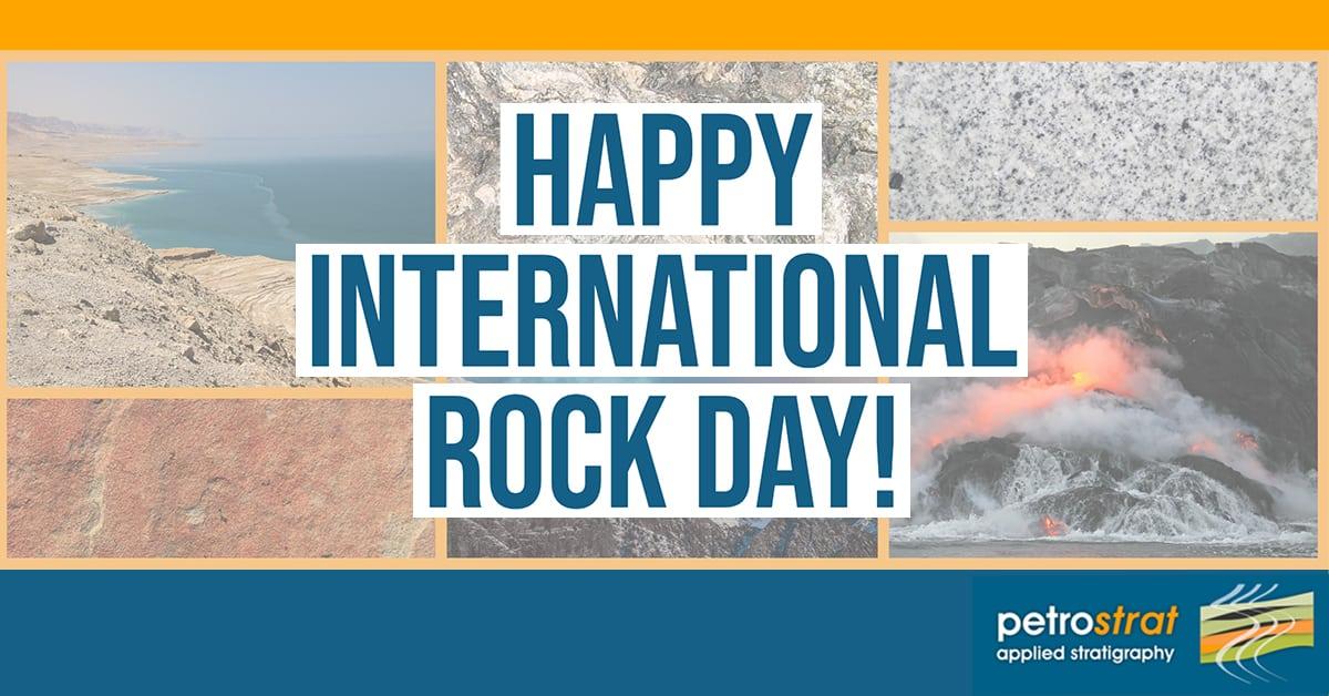 PetroStrat International Rock Day Featured Image