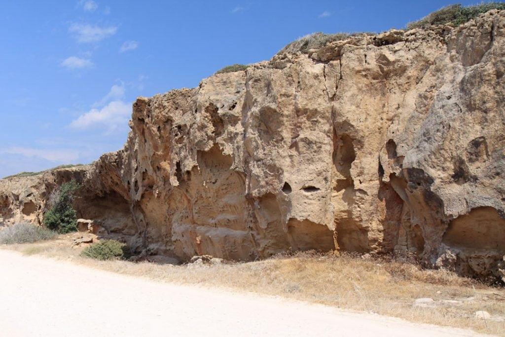 PetroStrat International Rock Day Sedimentary Outcrop
