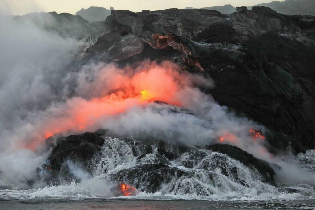 PetroStrat International Rock Day Volcano Mauna Kea
